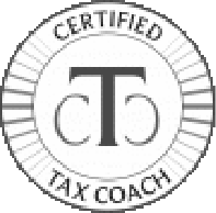 Certified Tax Coach Badge